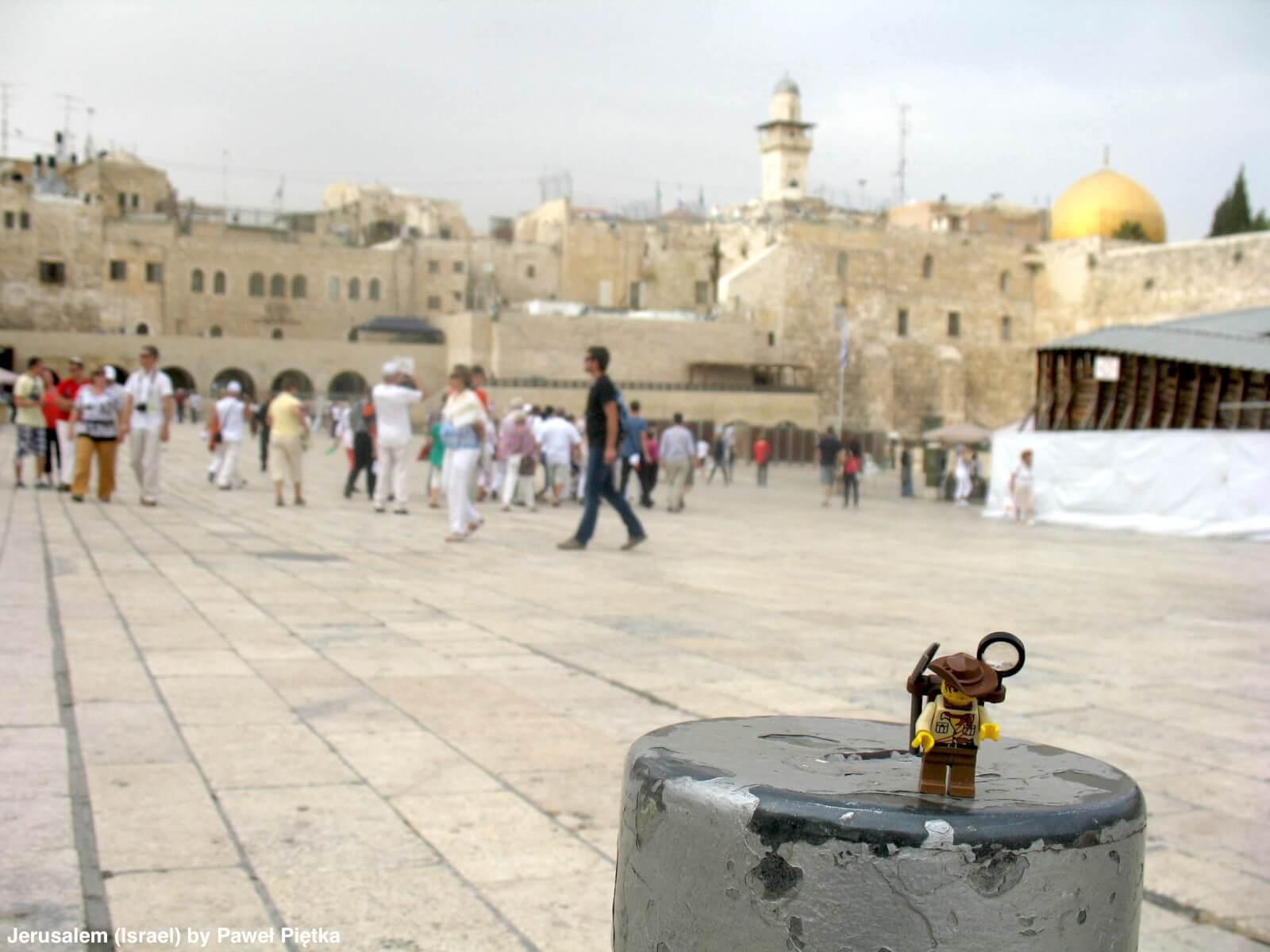 Jerusalem (Israel) – Wailing Wall