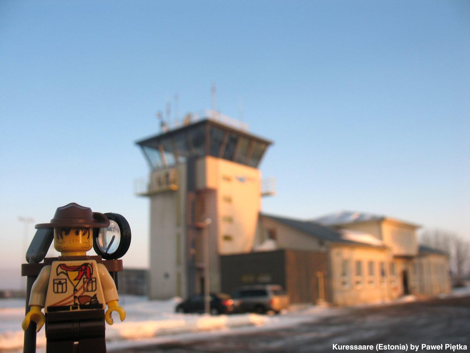 Kuressaare (Estonia) - Kuressaare Airport