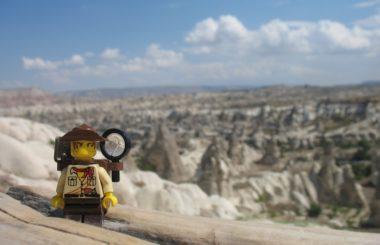 Turkey: Cappadocia, Göreme, Uchisar (Lego & Travel)