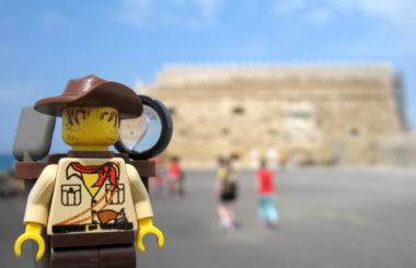 Greece: Heraklion, Crete (Lego & Travel)