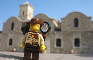 Cyprus: Larnaca (Lego & Travel)