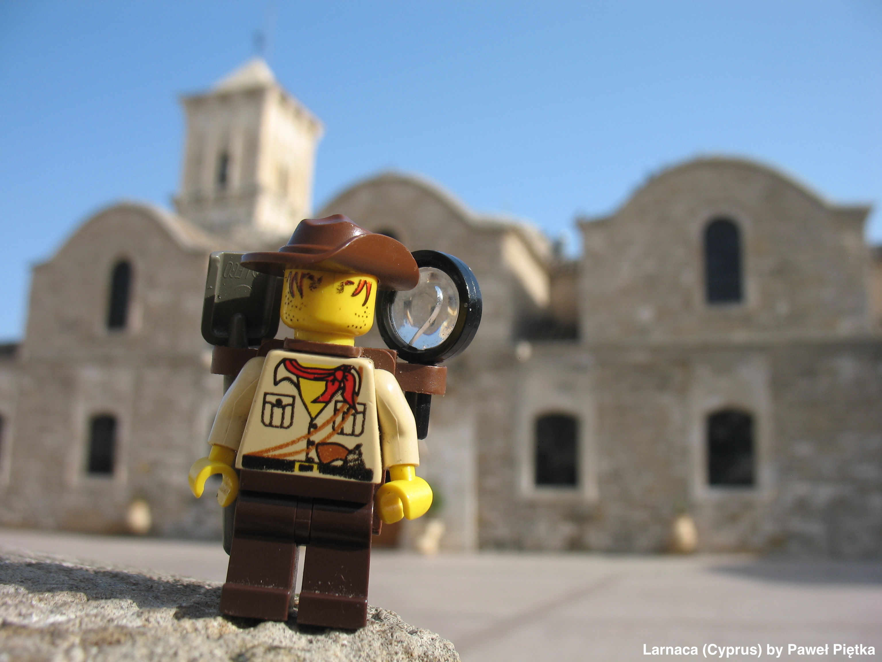 Larnaca (Cyprus) - Church of Saint Lazarus