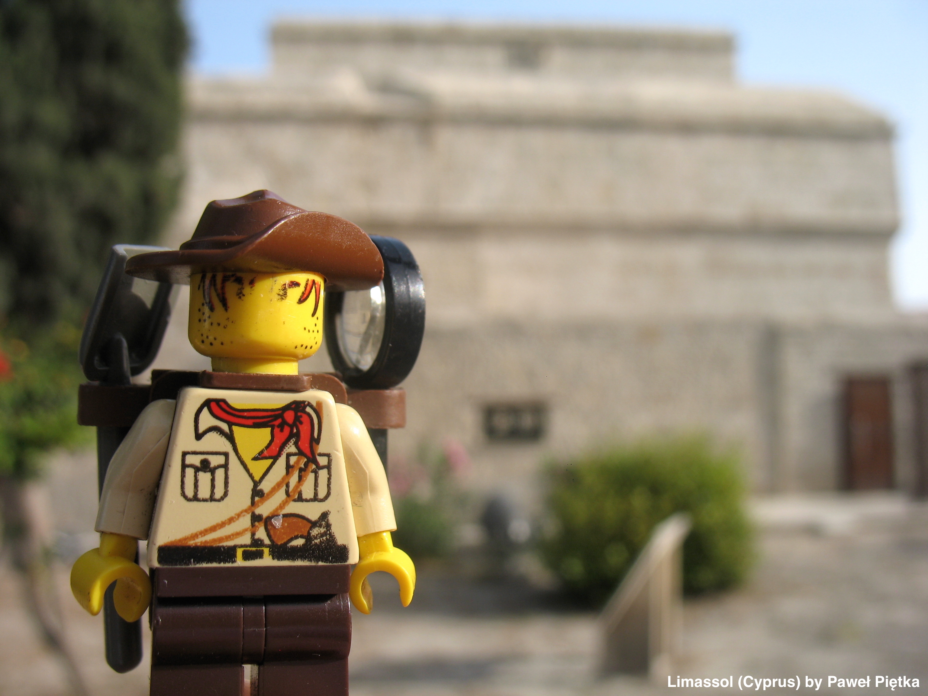 Limassol (Cyprus) - Castle