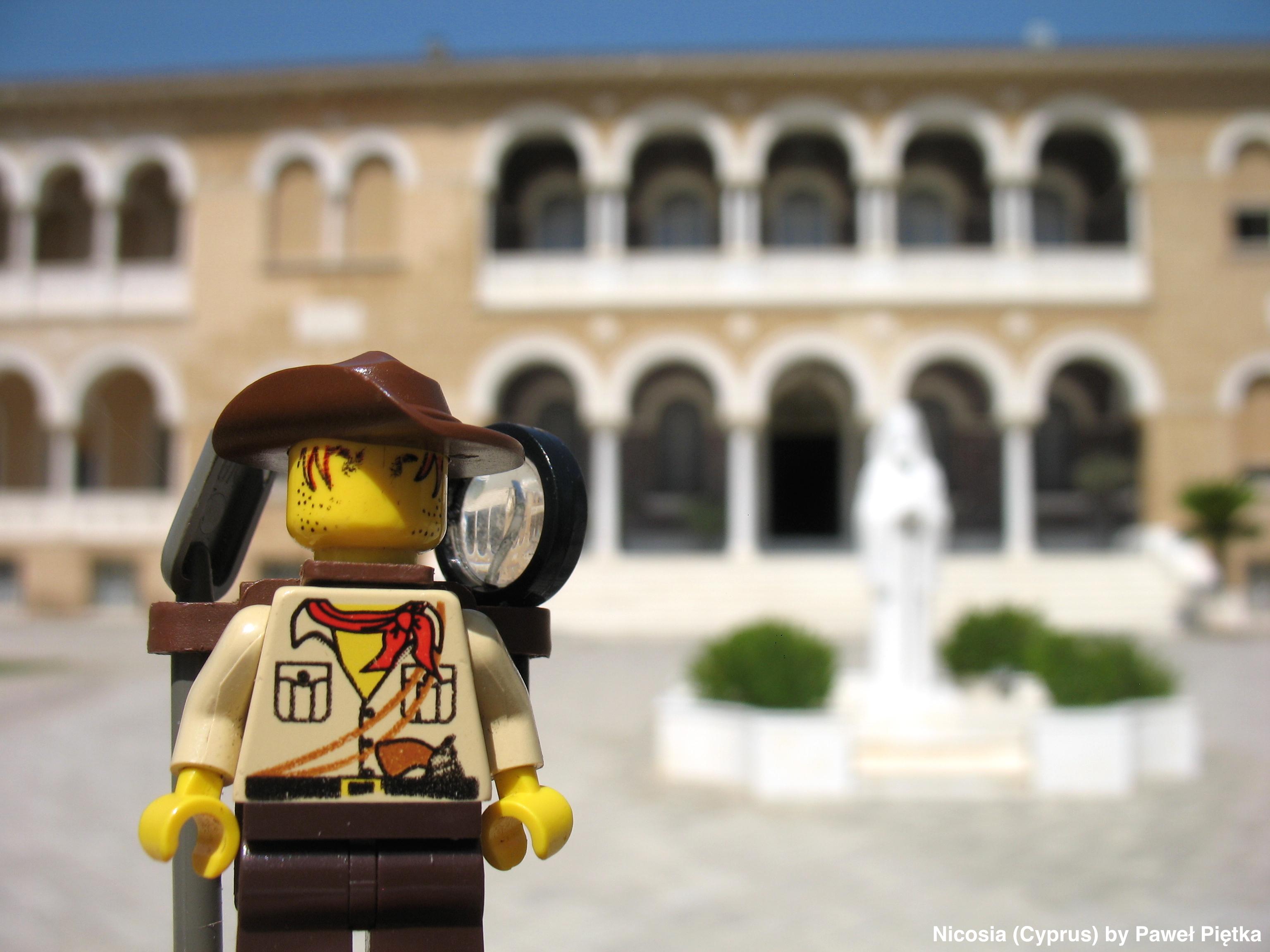 Nicosia (Cyprus) - Archbishop's Palace