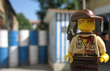 Cyprus: Nicosia (Lego & Travel)