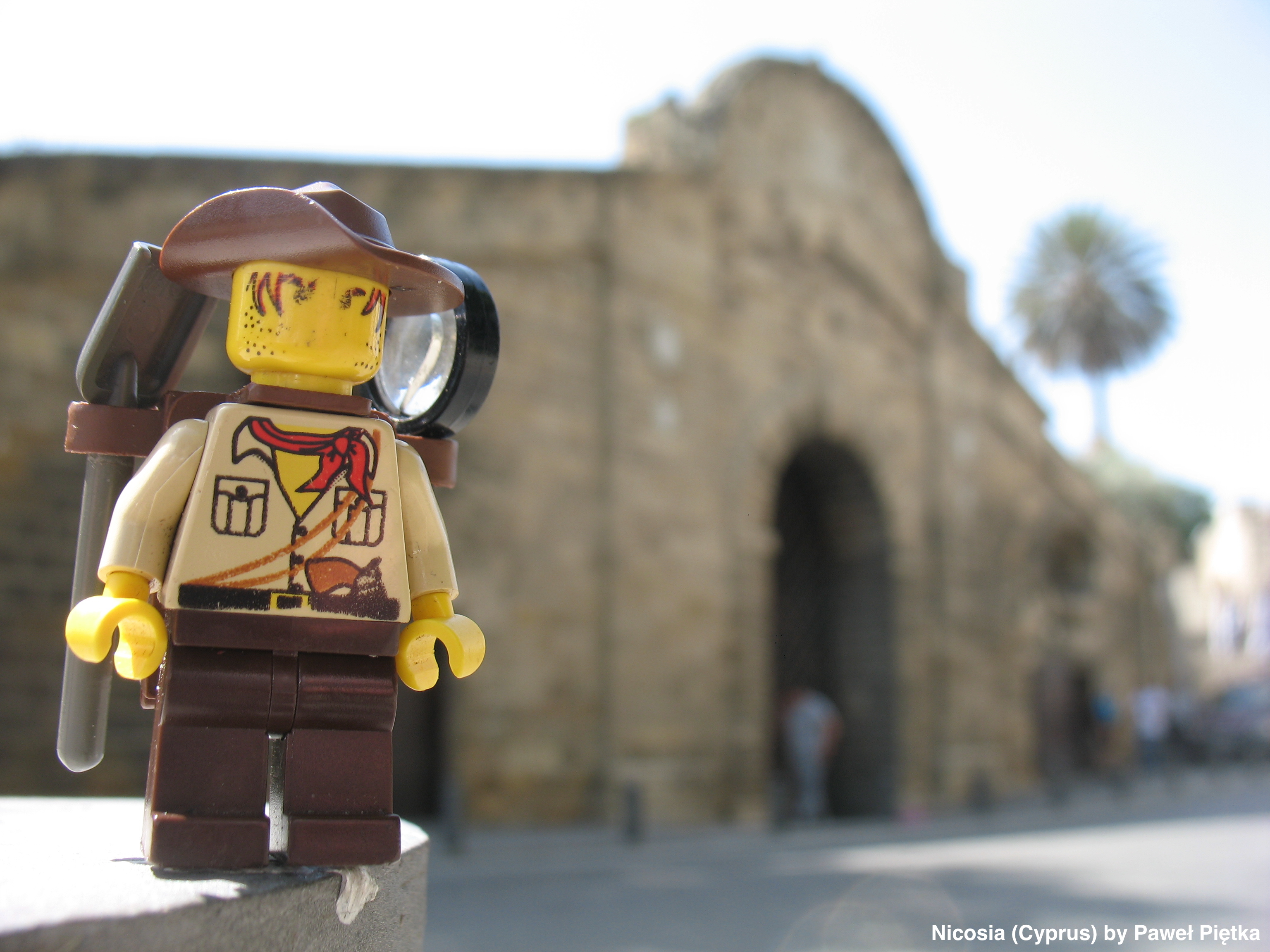 Nicosia (Cyprus) - Famagusta Gate