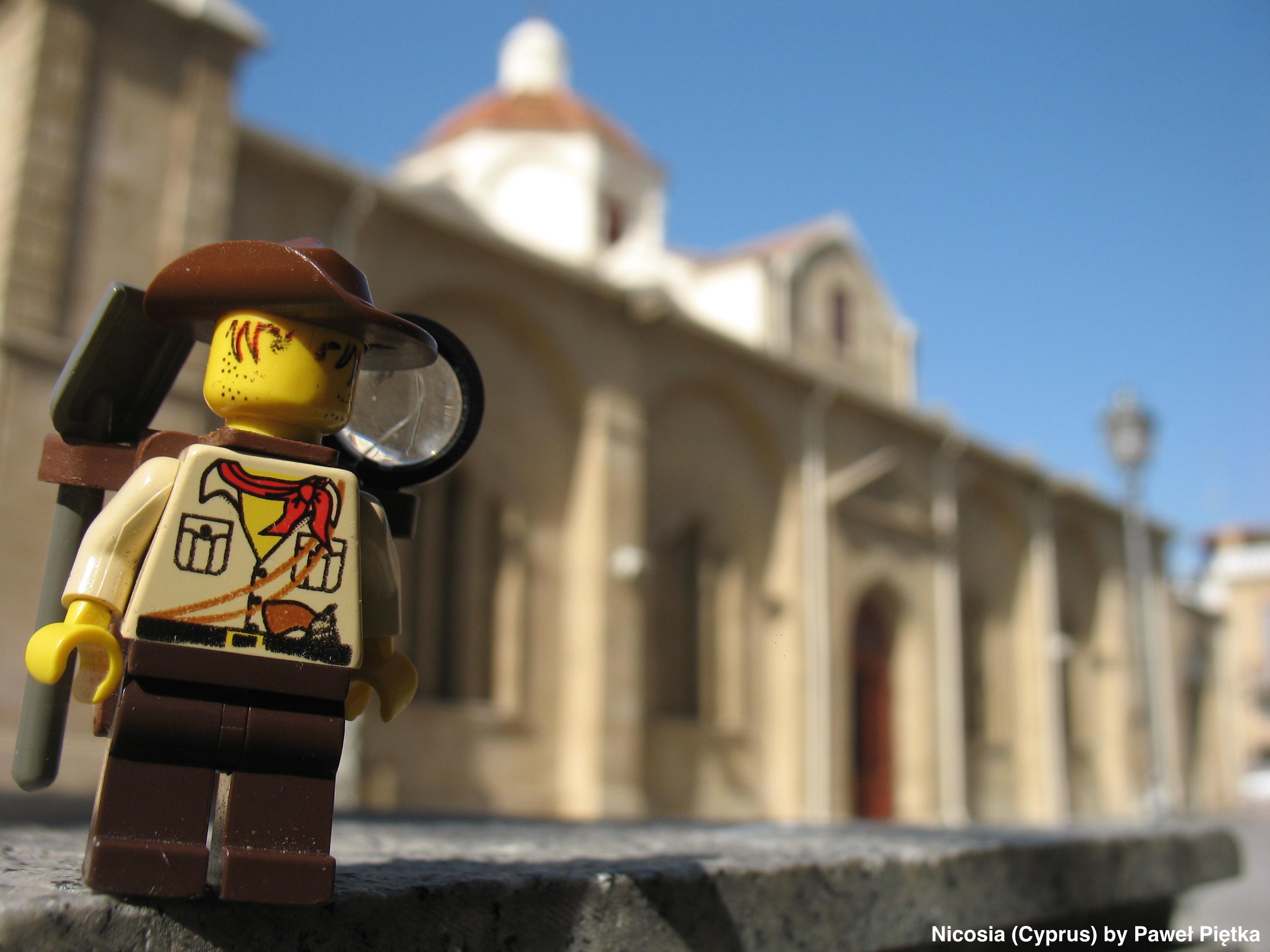 Nicosia (Cyprus) - Faneromeni Square Church