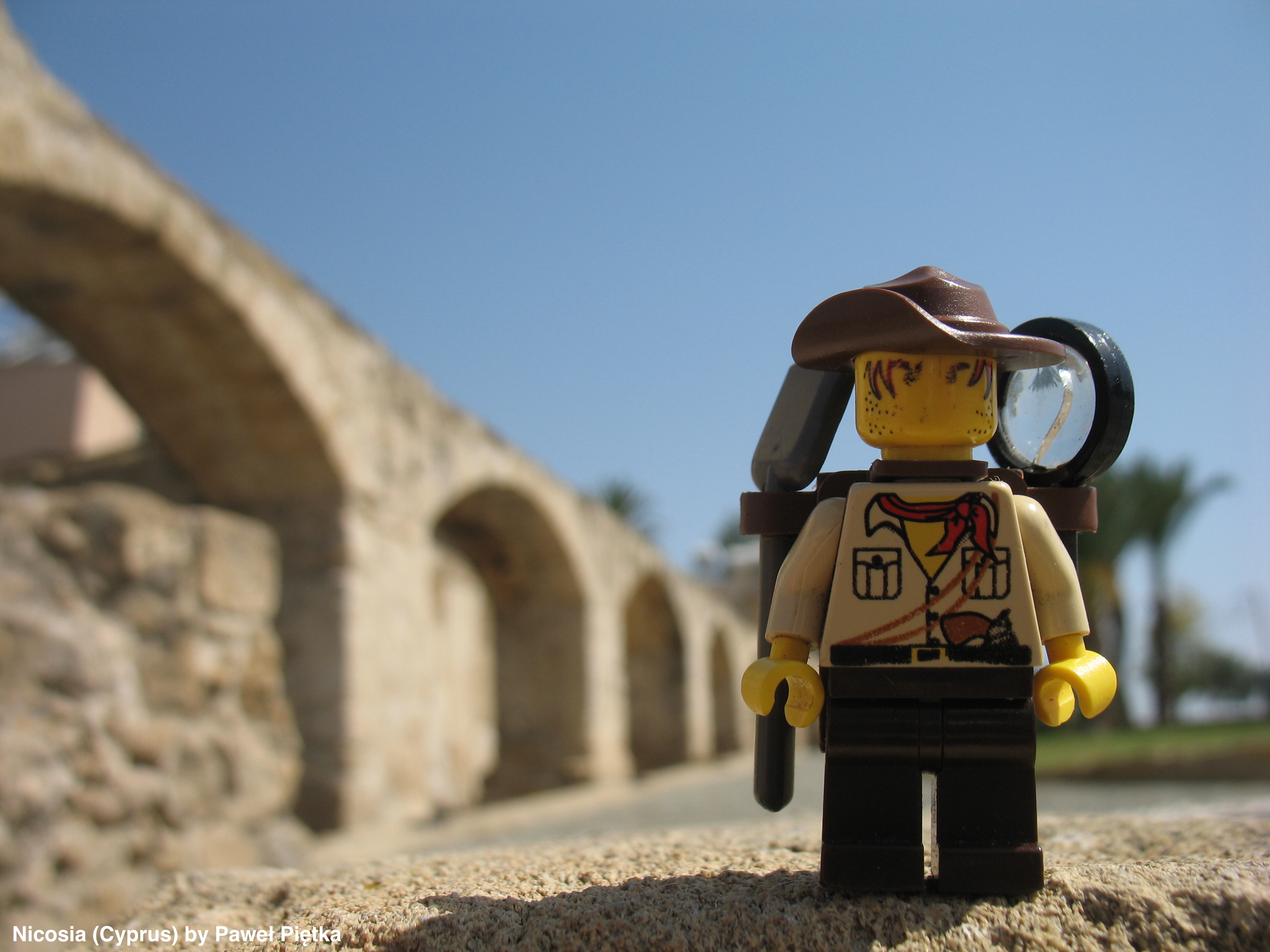 Nicosia (Cyprus) - old aqueduct