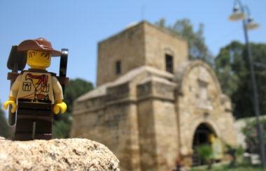Northern Cyprus: Lefkosa, Nicosia (Lego & Travel)