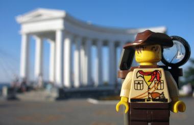 Ukraine: Odessa (Lego & Travel)