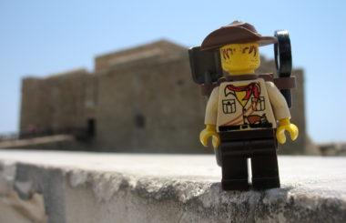 Cyprus: Paphos (Lego & Travel)
