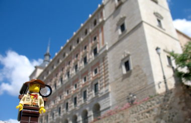 Spain: Toledo (Lego & Travel)