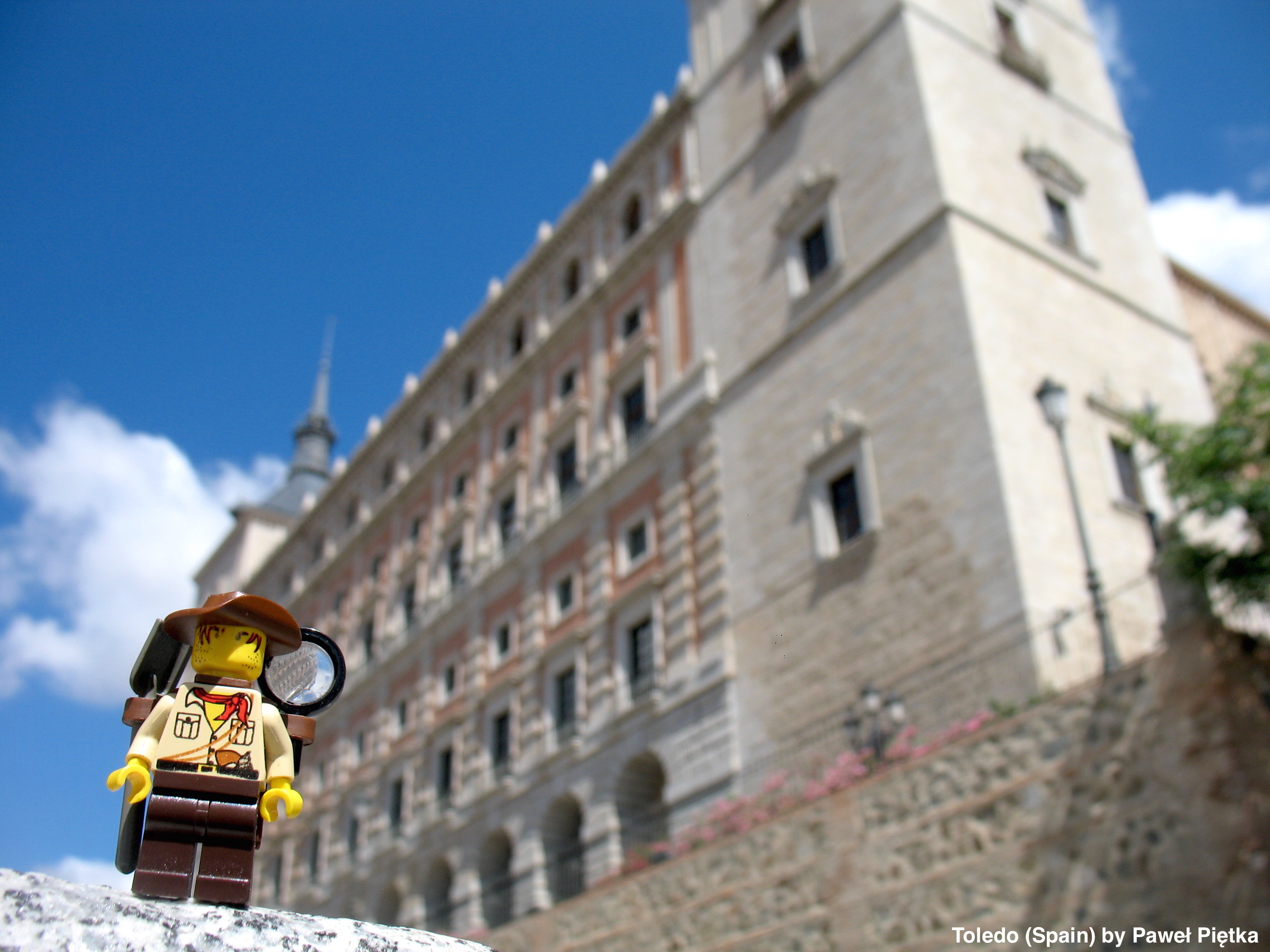 Toledo (Spain) - Alcazar