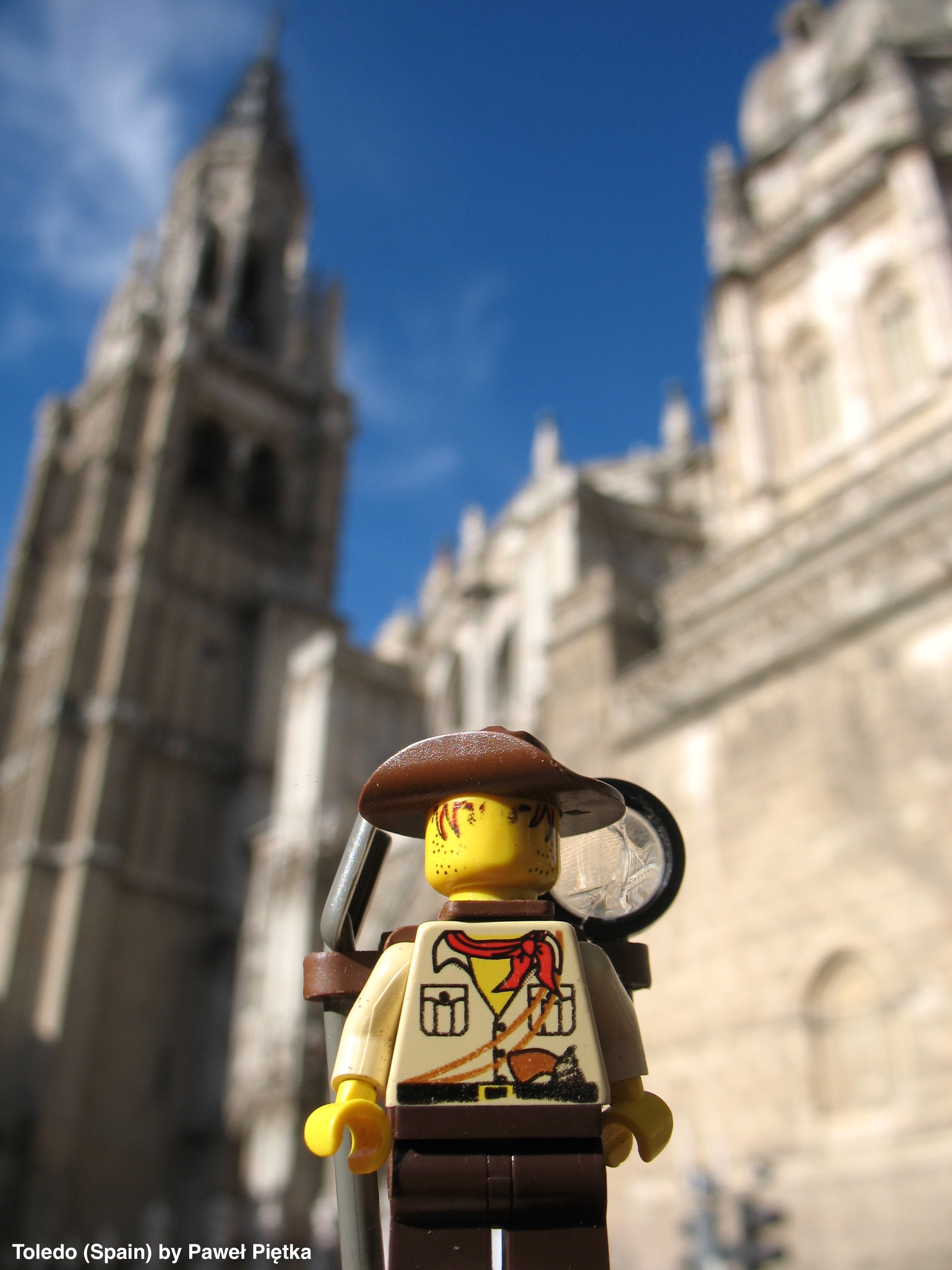 Toledo (Spain) - Primate Cathedral of Saint Mary