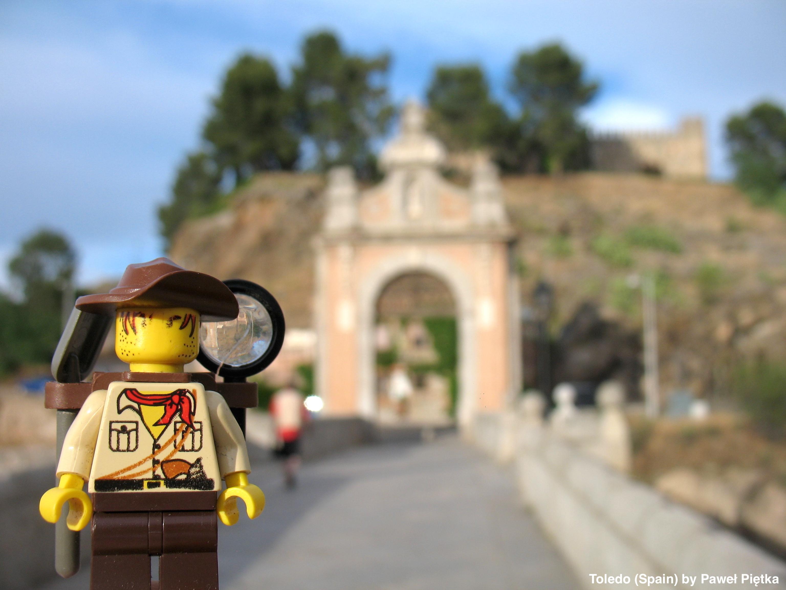 Toledo (Spain) - Puente de Alcantara