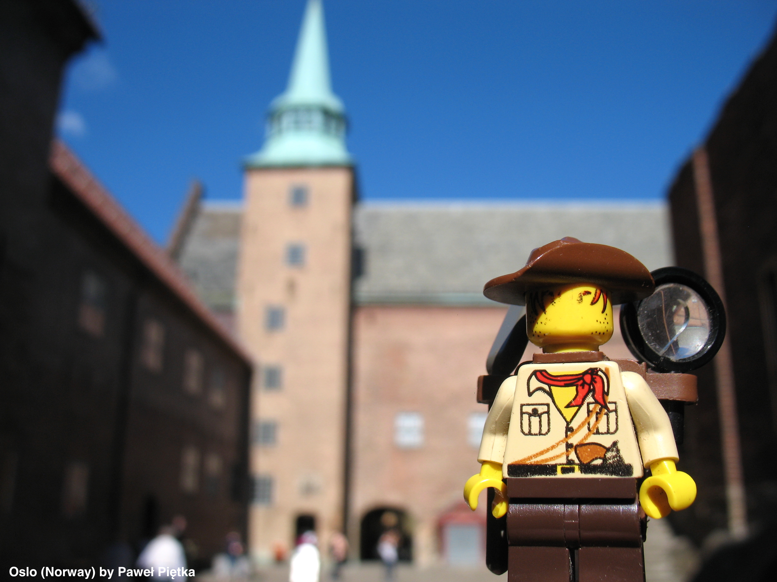 Oslo (Norway) - Akershus Castle