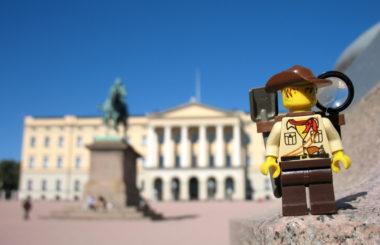 Norway: Oslo (Lego & Travel)
