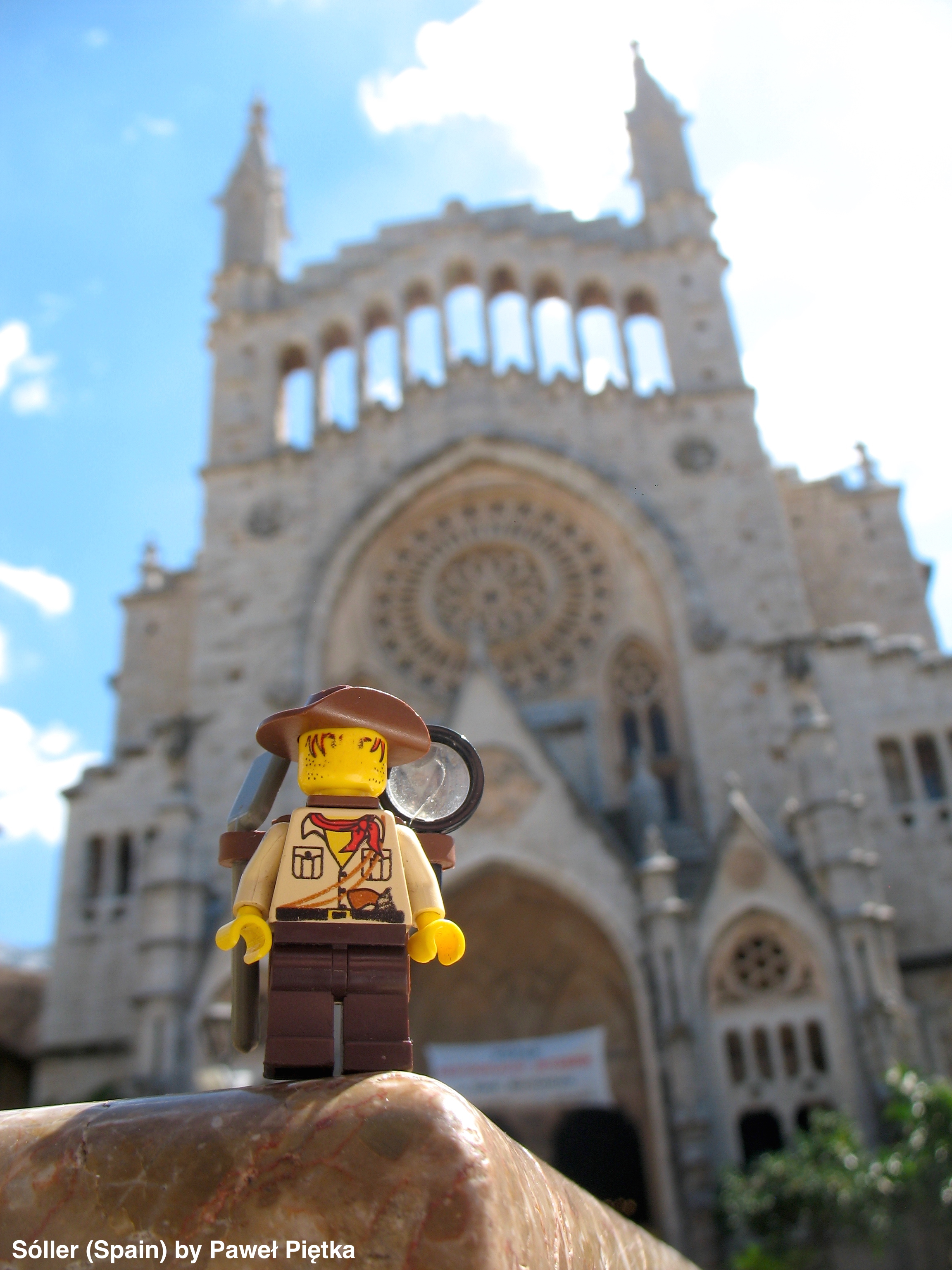 Soller (Spain) - Church of Sant Bartomeu