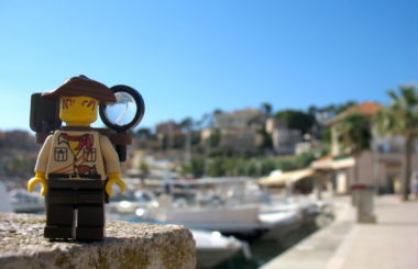 Spain: Port de Soller (Lego & Travel)