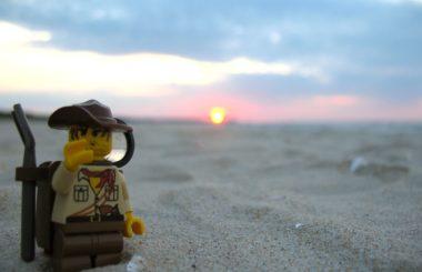 Germany: Ahlbeck (Lego & Travel)