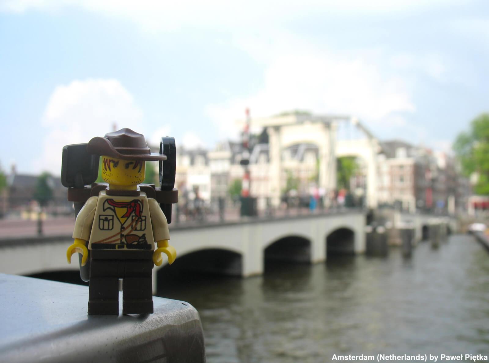 Amsterdam (Netherlands) - Magere Brug