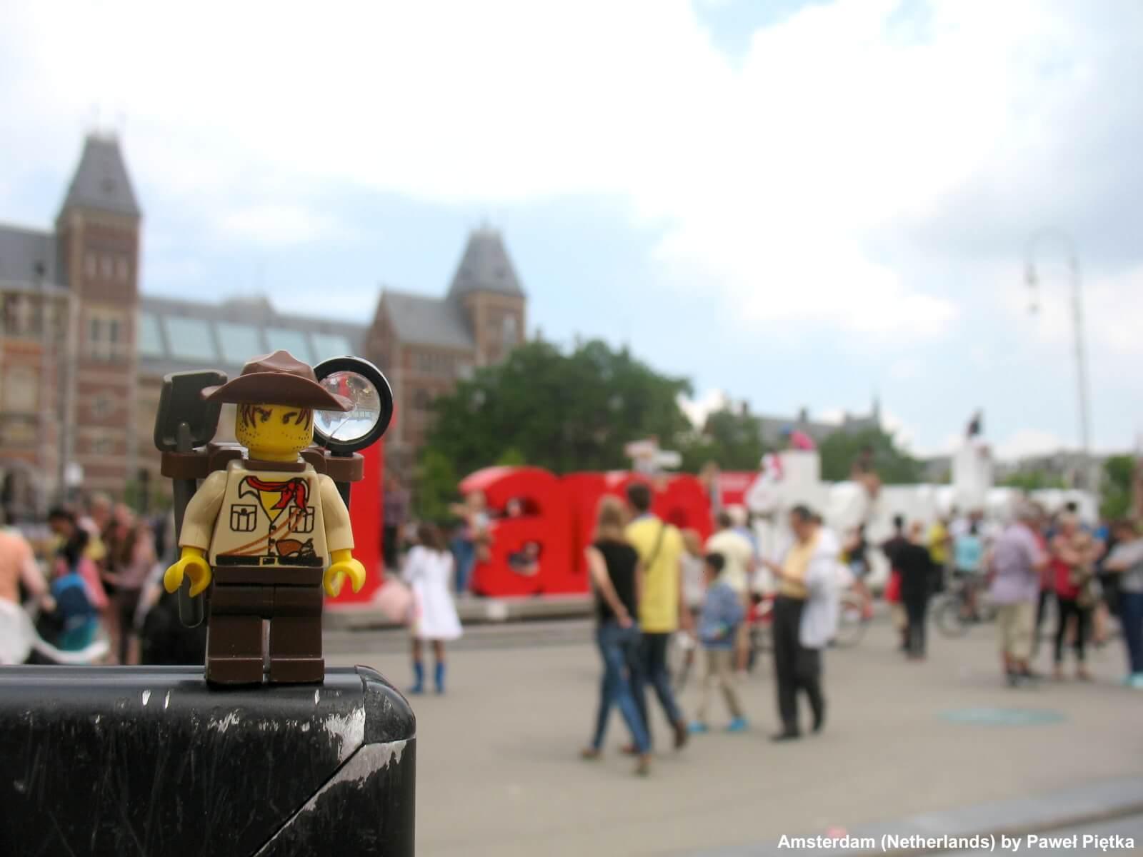 Amsterdam (Netherlands) - Rijksmuseum