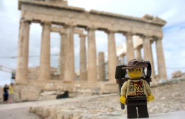 Greece: Athens (Lego & Travel)