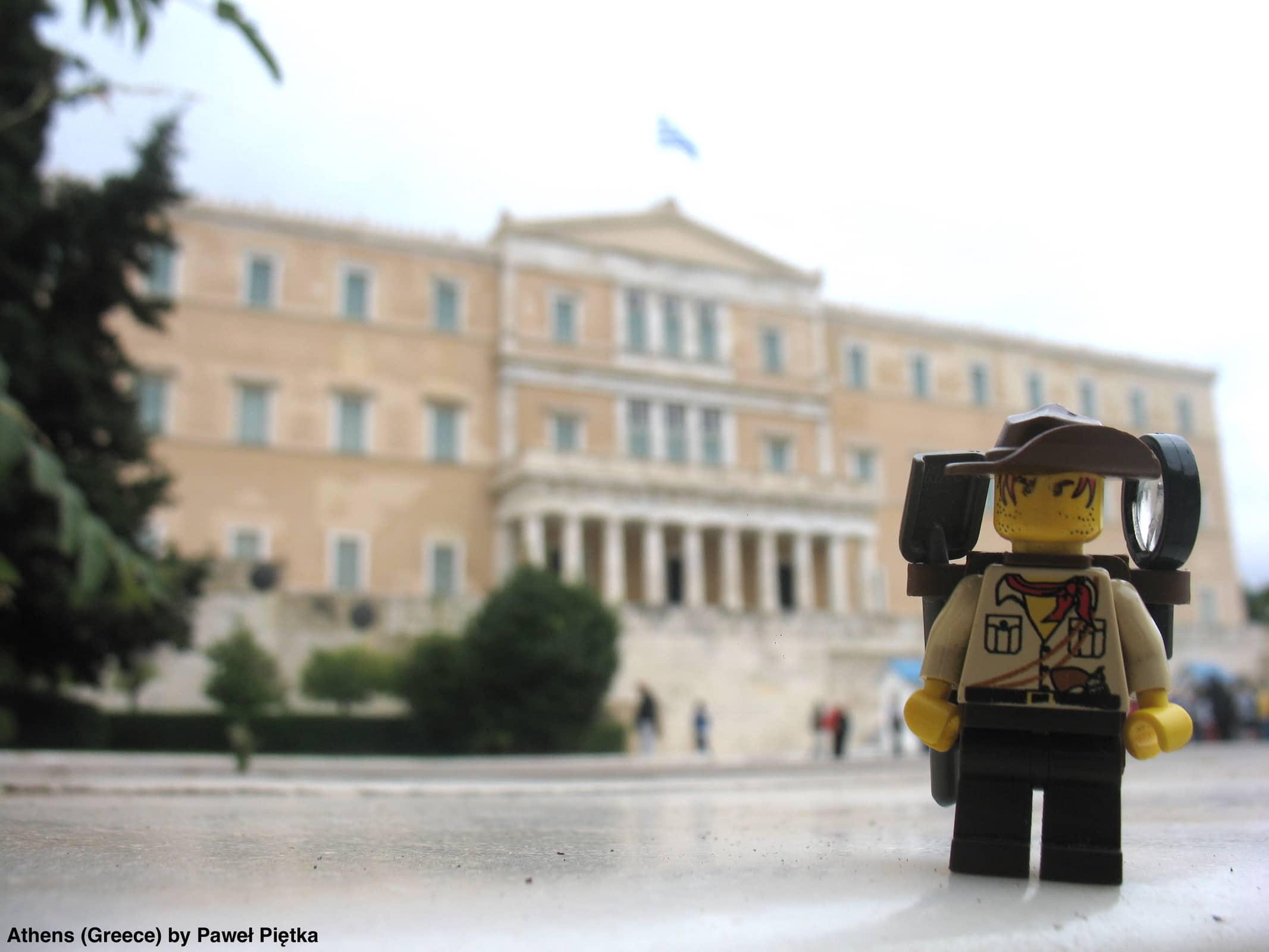 Athens (Greece) - Hellenic Parliament