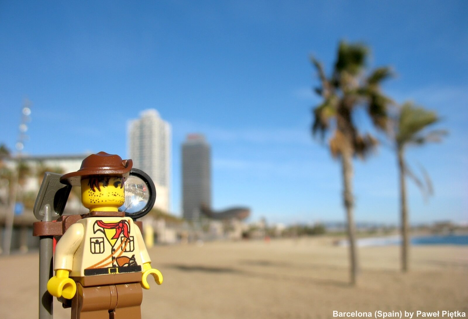 Barcelona (Spain) - Beach