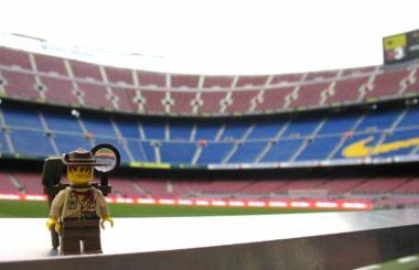 Spain: Barcelona (Lego & Travel)