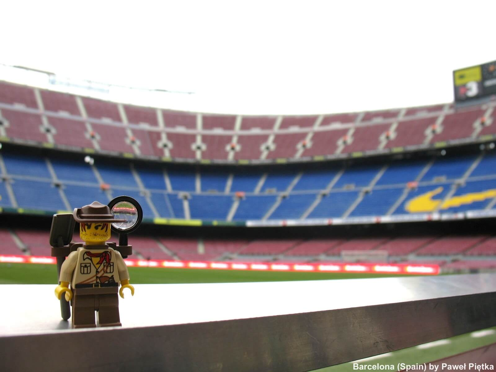 Barcelona (Spain) - Camp Nou 2