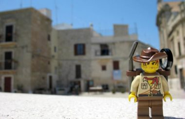 Italy: Bari (Lego & Travel)