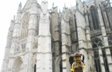 France: Beauvais (Lego & Travel)