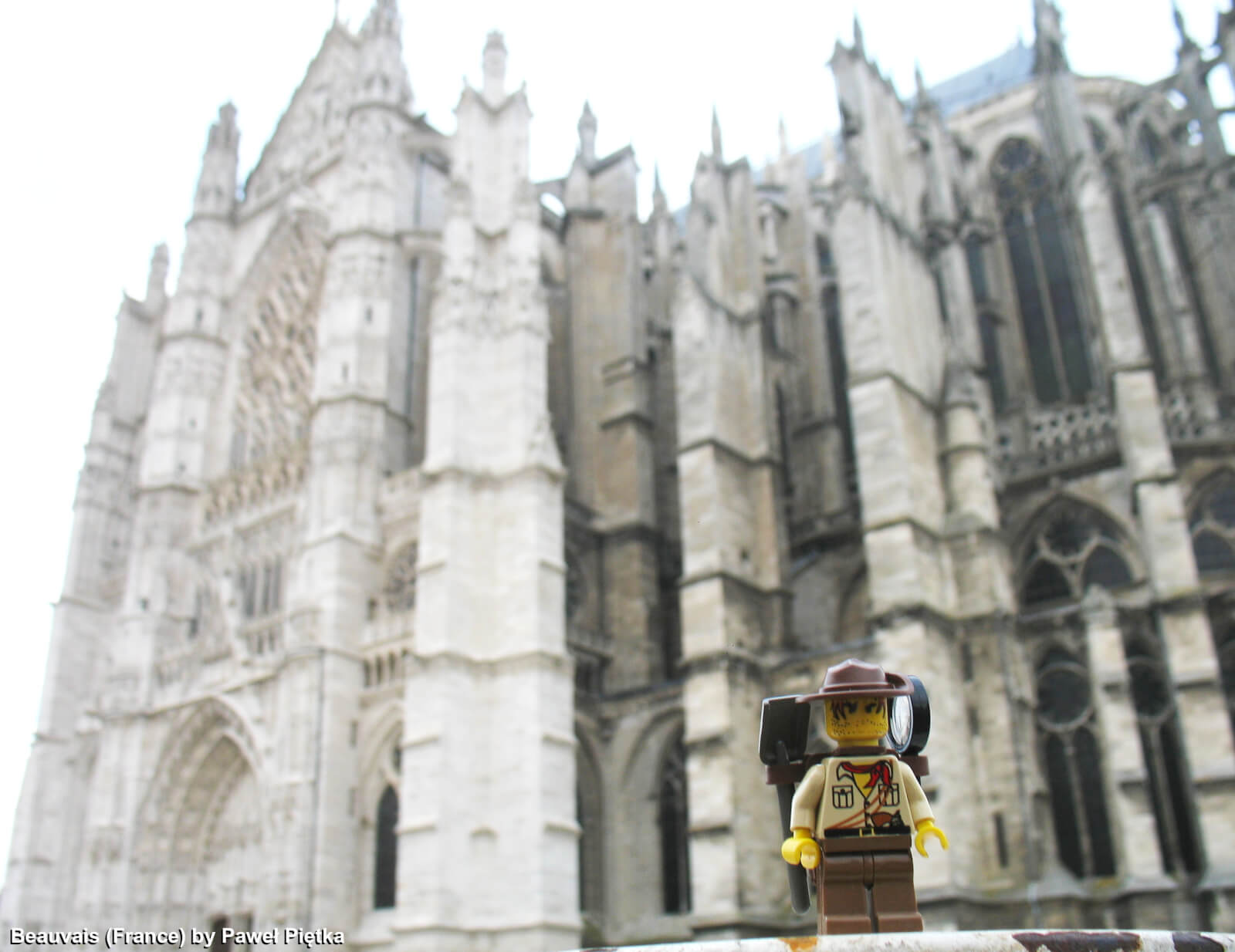 Beauvais (France) - The Cathedral of Saint Peter 2