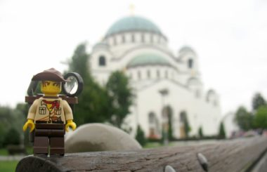 Serbia: Belgrade (Lego & Travel)