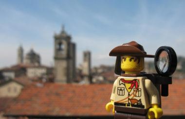 Italy: Bergamo (Lego & Travel)