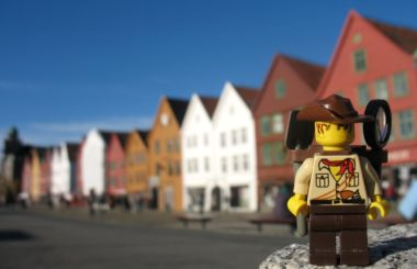 Norway: Bergen (Lego & Travel)