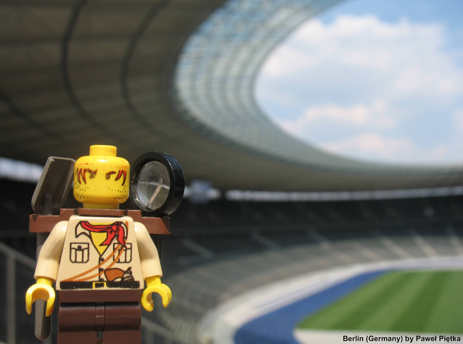 Berlin (Germany) - Olympiastadion