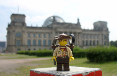 Germany: Berlin (Lego & Travel)