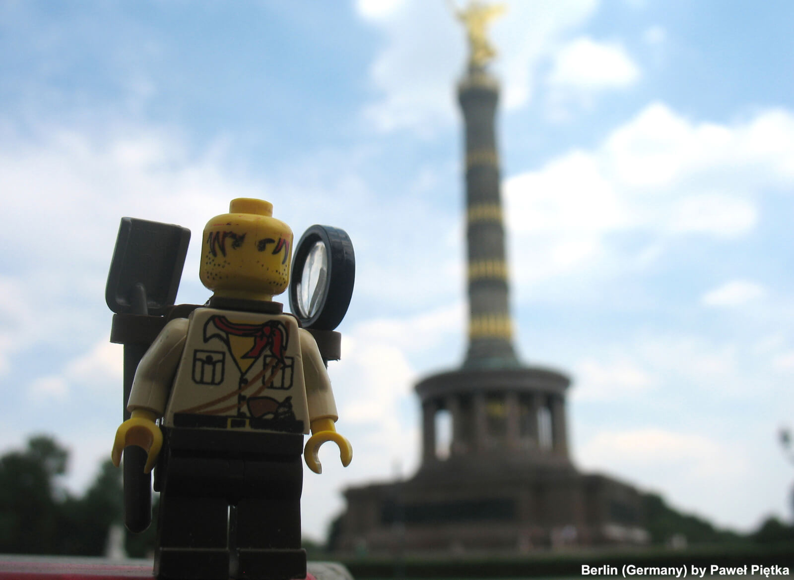 Berlin (Germany) - Victory Column