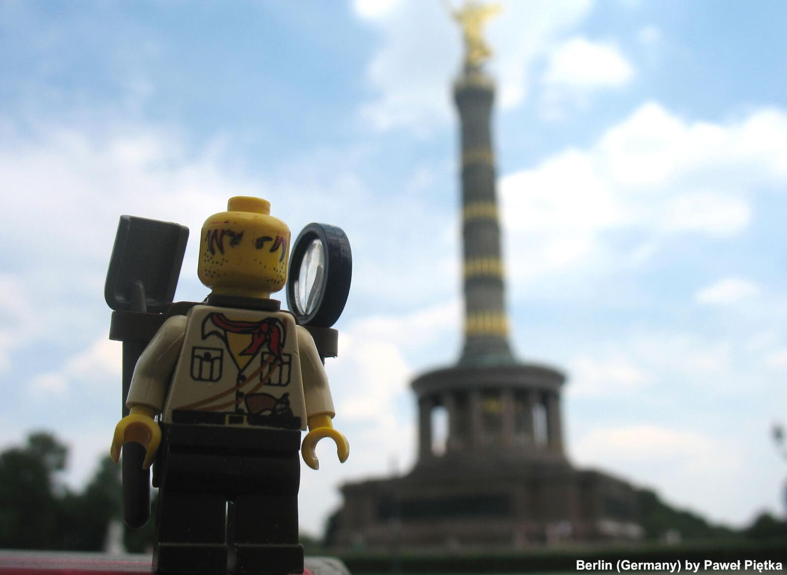 Berlin (Germany) - Victory Column