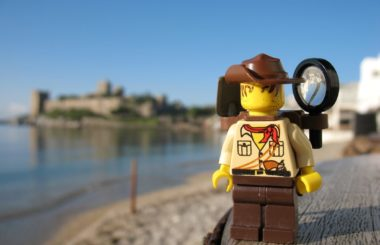 Turkey: Bodrum (Lego & Travel)