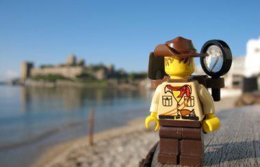 Turkey: Bodrum (Lego & Travel)
