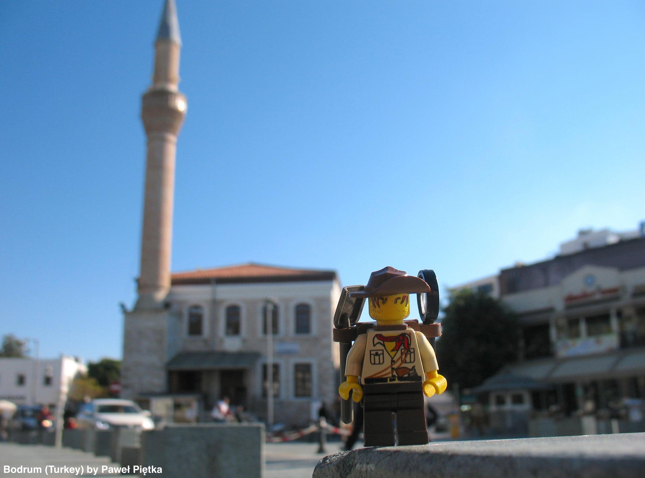Bodrum (Turkey) - Merkez Adliye Mosque