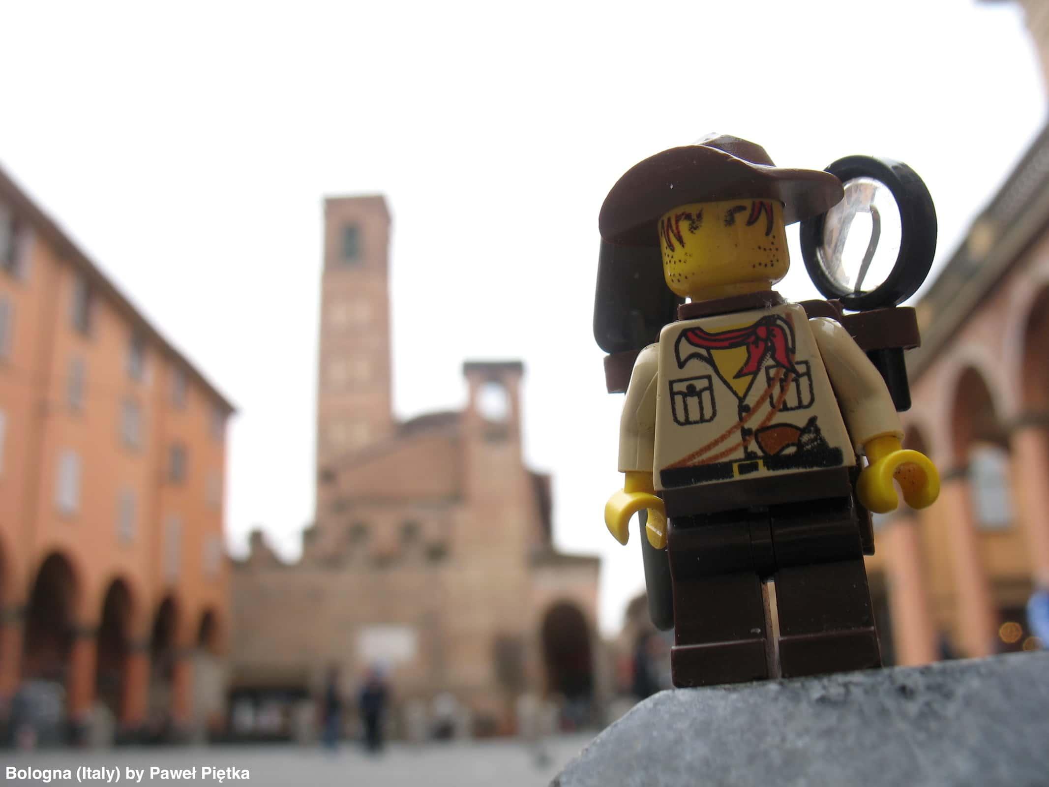 Bologna (Italy) - Basilica of San Giacomo Maggiore