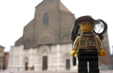 Italy: Bologna (Lego & Travel)