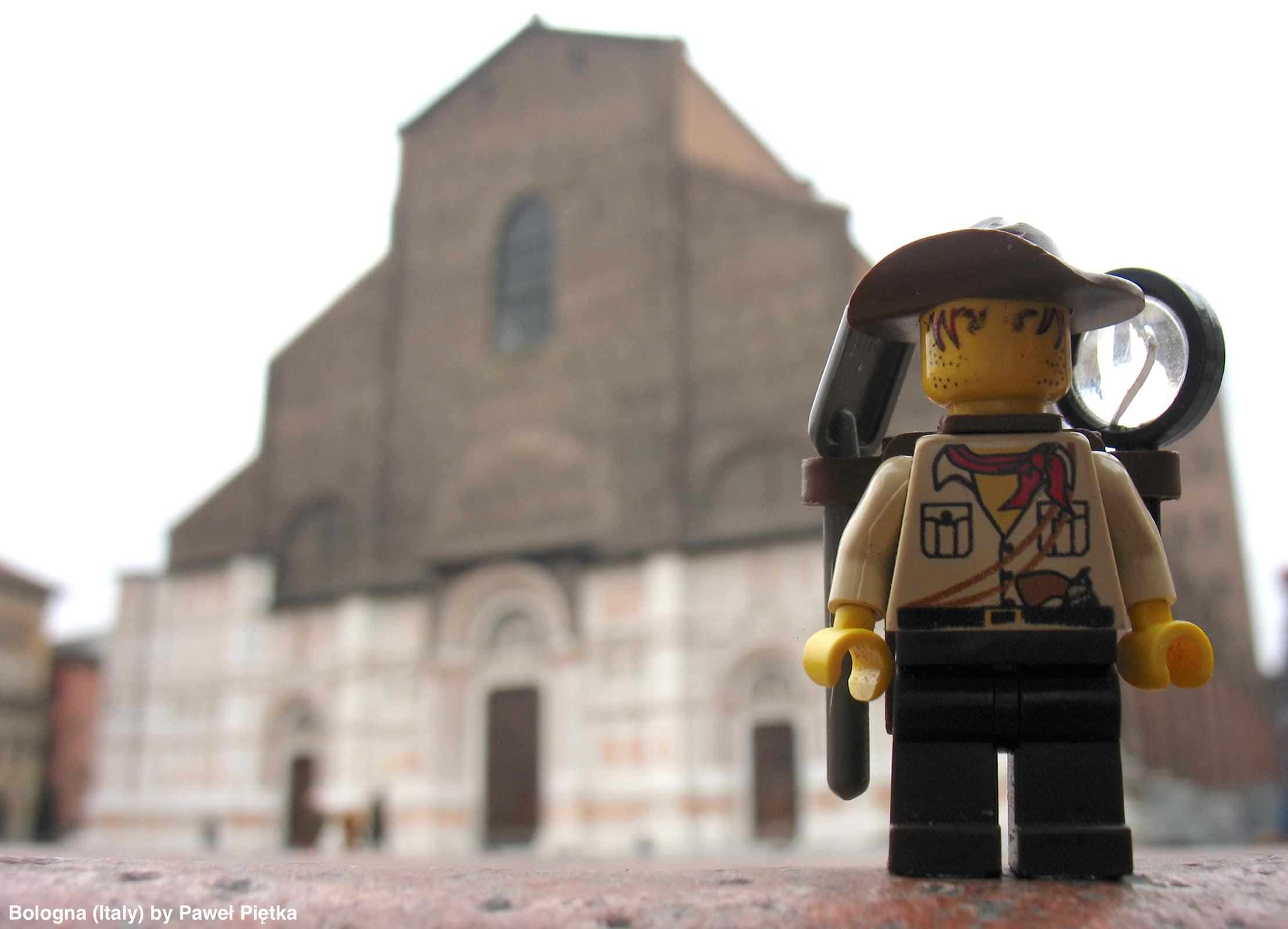 Bologna (Italy) - San Petronio Basilica