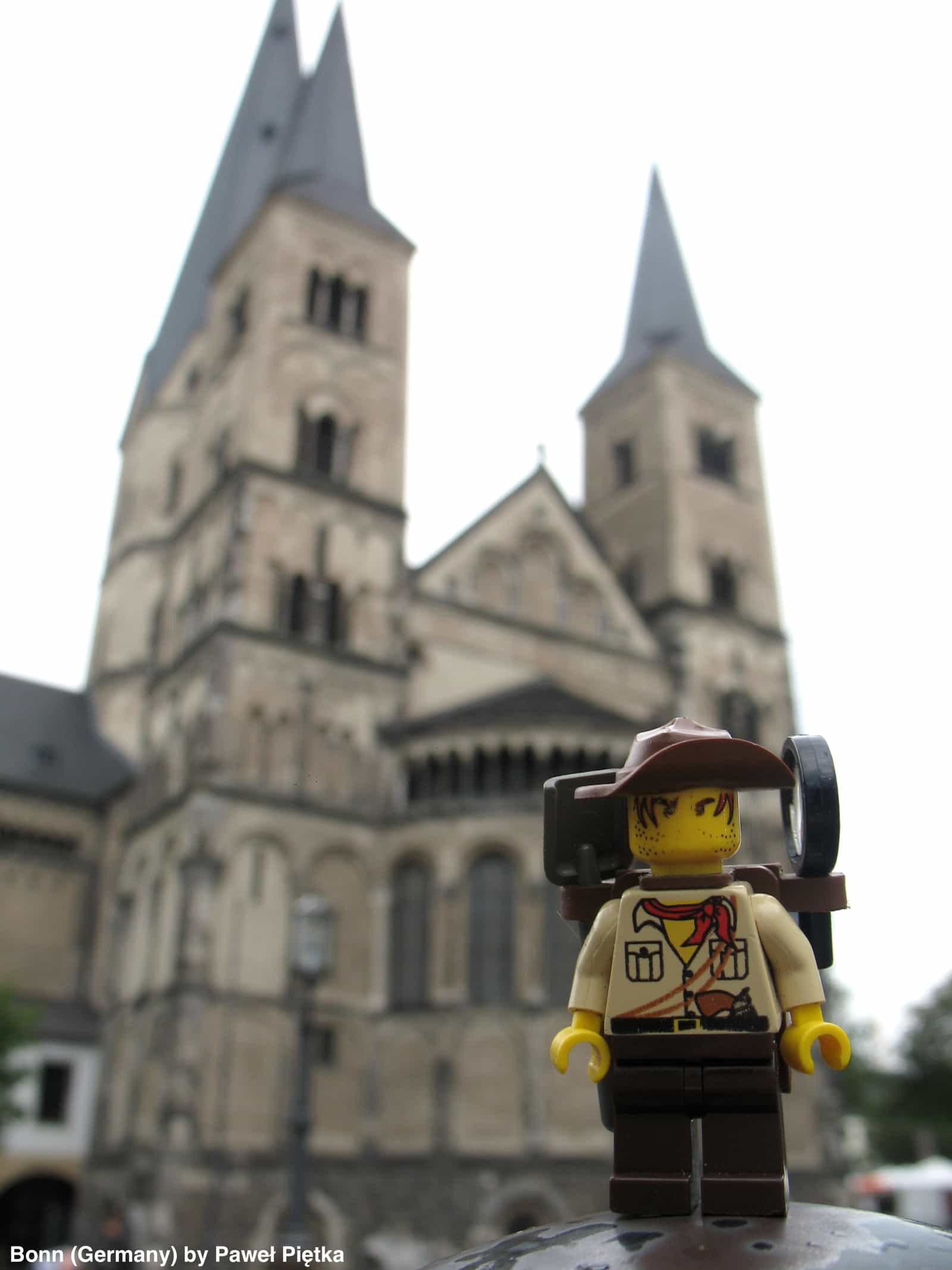 Bonn (Germany) - Bonn Minster