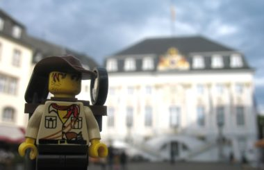 Germany: Bonn (Lego & Travel)