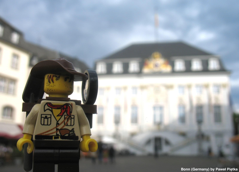 Bonn (Germany) - Old City Hall